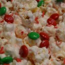 Candycane Popcorn