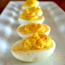 Deviled Eggs - shadows