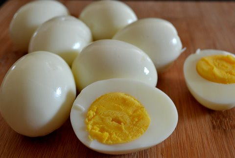 How to Make Hard Boiled Eggs  Stop Lookin Get Cookin