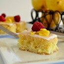 Lemon Bars Up close