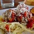 Meatballs Up Close