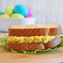 Egg Salad Photoshop edit