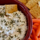 Garlic and Herb Beer Dip