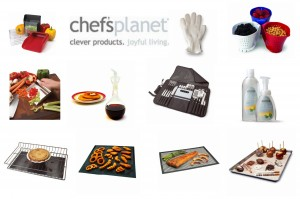 Chef's Planet Collage
