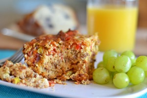 Crock Pot Egg Bake
