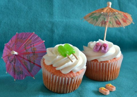 how to make easy cupcakes for kids