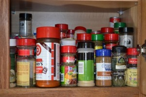 Spices Unorganized
