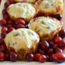 Cranberry Muffins square