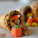 Sugar Cone Cornucopia
