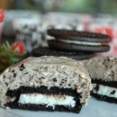Oreo Cheesecakes wide