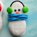 snowman square