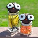 owl cupcakes fall treats