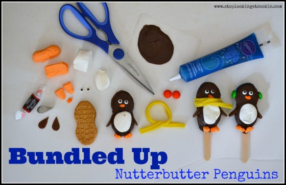 Bundled Up Penguin Instructions w/Stop Lookin Get Cookin