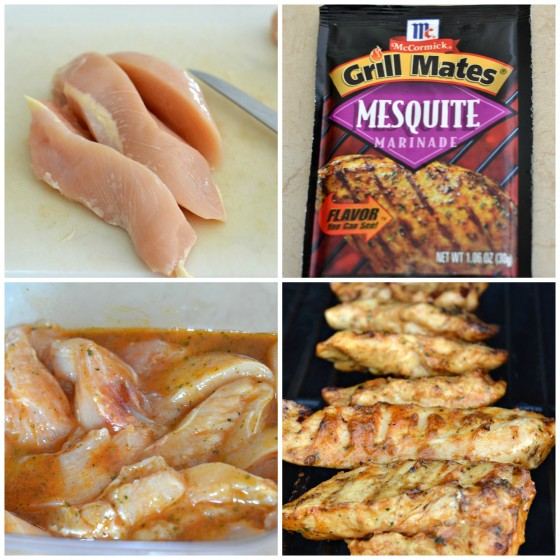 Marinated Grilled Chicken || Stop Lookin' Get Cookin'
