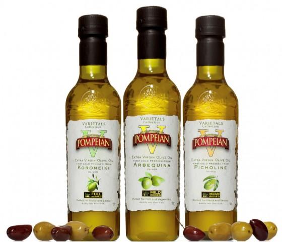 Pompeian Olive Oil | #PompeianVarietals