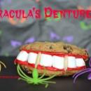 Dracula's Dentures, Stop Lookin Get Cookin, Halloween, Cookies