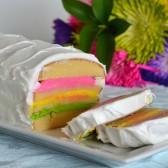 Colorful Spring Cake || Stop Lookin' Get Cookin'