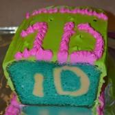 Surprise inside cake || www.stoplookingetcookin.com